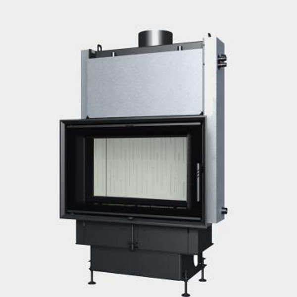 Bef home steel energy efficient boiler fireplace for Efficient home heating