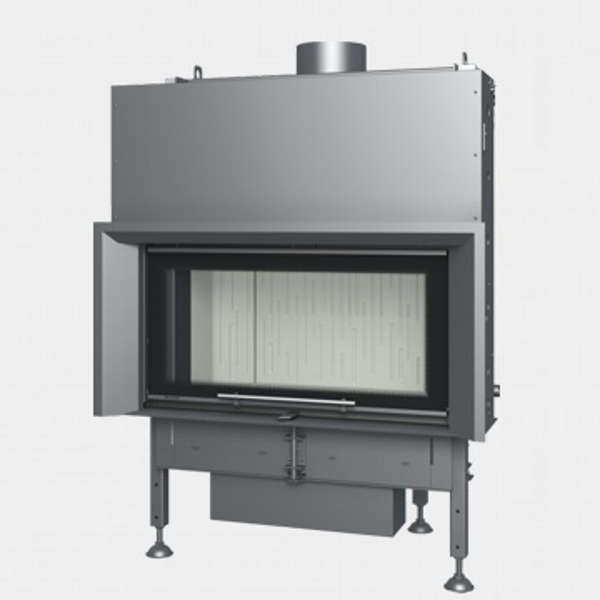 Bef home steel energy efficient boiler fireplace for Most economical heating systems for homes