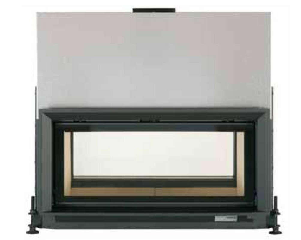 Brunner Company Steel Energy Efficient Fireplace Architectur Tunnel 38 86 Tunnel