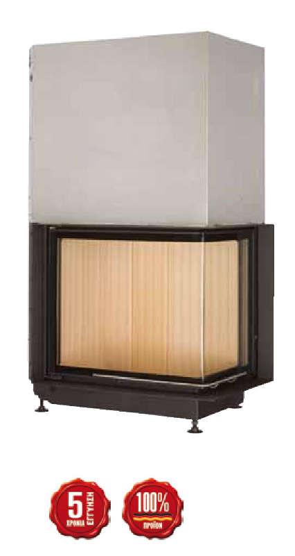 brunner company steel energy efficient fireplaces eck. Black Bedroom Furniture Sets. Home Design Ideas