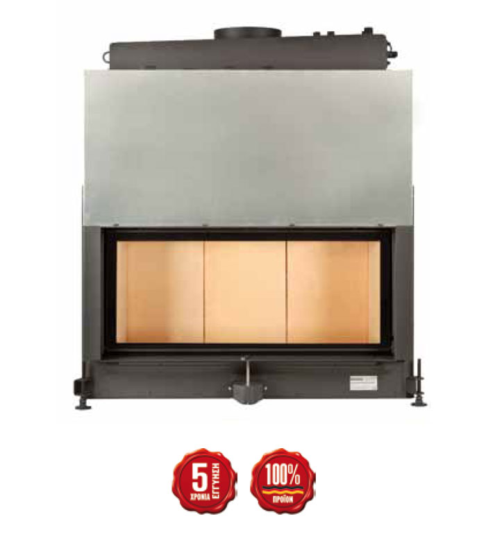 BRUNNER Company - Steel Energy-Efficient Fireplaces Heating System ...