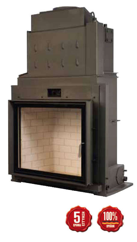 Brunner Company Steel Energy Efficient Fireplaces