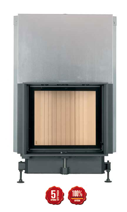 Brunner Company Steel Energy Efficient Fireplaces Kompakt Kamin Steel Energy Efficient